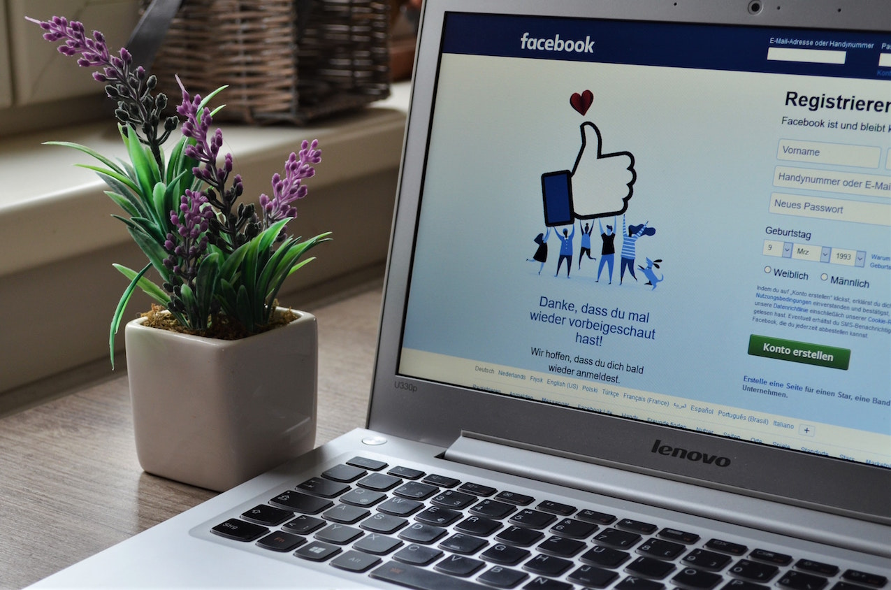 What is the Facebook Relevance Score?