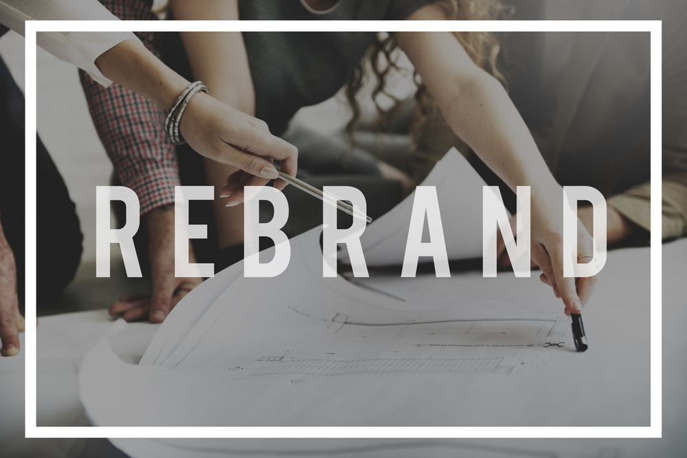 Top Tips For Re-Branding Successfully
